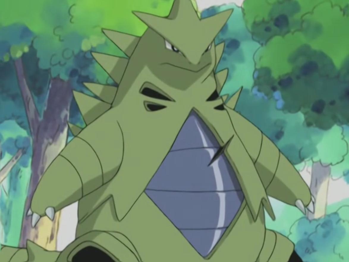 Tyranitar (anime)
