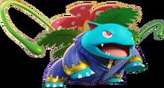 003Venusaur Suit Style Pokémon UNITE