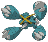 376Metagross-Mega XY anime