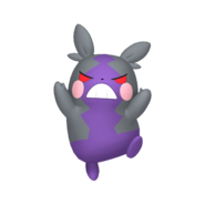877Morpeko Hangry Mode Pokémon HOME