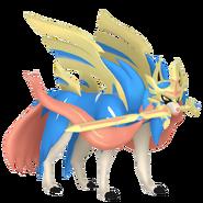 888Zacian Crowned Sword Pokémon HOME