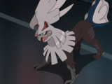Gladion's Silvally (anime)