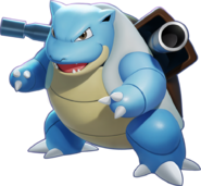009Blastoise Pokémon UNITE