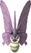 049Venomoth Pokemon Stadium