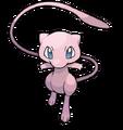 151Mew Pokemon 20th Anniversary
