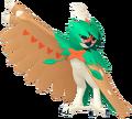 724Decidueye Pokémon HOME