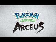 Pokémon Legends Arceus- A familiar region. A new story.