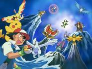 Master Quest Legendary Pokémon