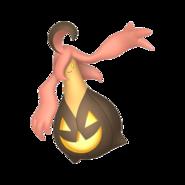 711Gourgeist Average Size Pokémon HOME