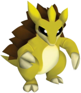 028Sandslash Pokemon Colosseum