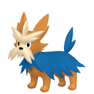 507Herdier Pokémon HOME
