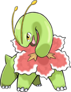 154Meganium Pokemon Ranger Guardian Signs