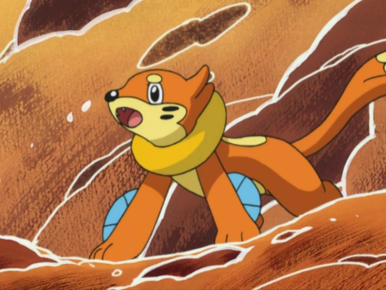 Buizel (Pikachu's Island Adventure)