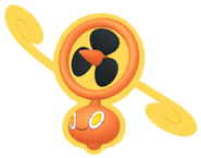 479Rotom Fan Pokémon HOME