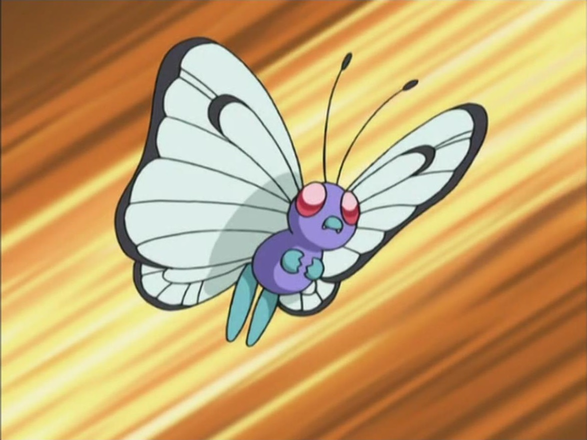 Jeremy's Butterfree