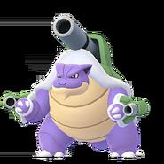 ShinyBlastoise Mega-GO