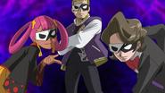 트레일러 애니메이션에서의 브레이크단