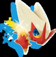 257Blaziken Pokemon Rumble Rush