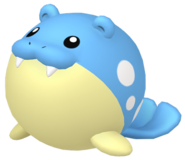 363Spheal Pokémon HOME