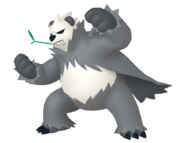675Pangoro Pokémon HOME