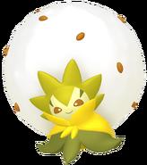 830Eldegoss Pokémon HOME