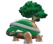 389Torterra Pokémon Battle Revolution
