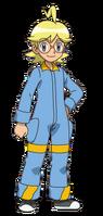 Clemont anime XY and XYZ