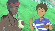 Kiawe and Brock