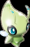 251Celebi Pokemon Rumble U