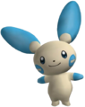 312Minun Pokemon Colosseum