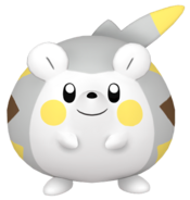 777Togedemaru Pokémon HOME