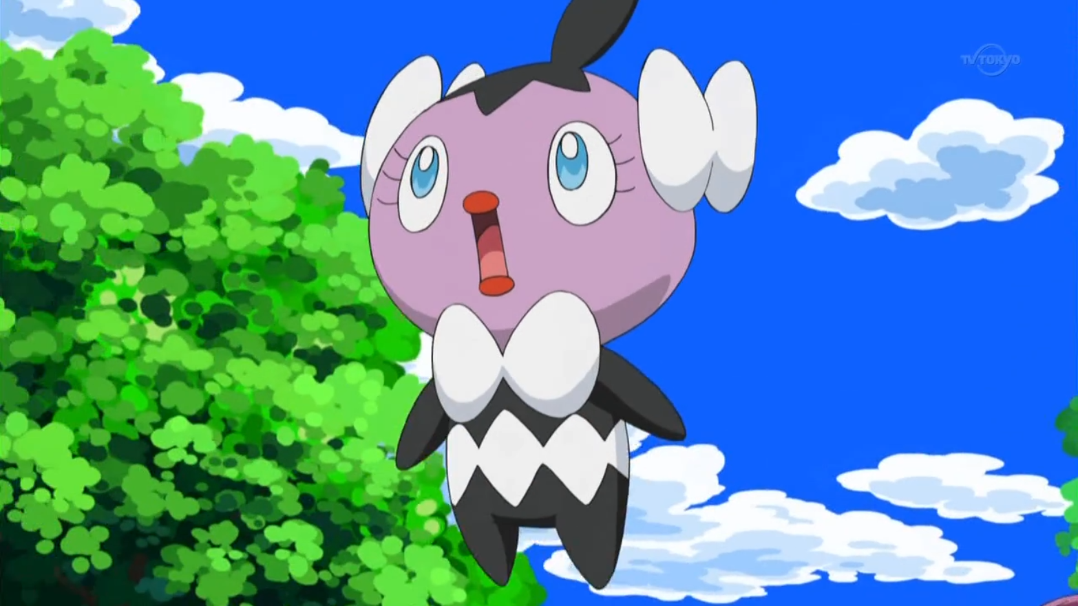 Gothita is Christie's only Pokémon, and was used primarily by Christie to levitate Ash and his friends across a collapsed bridge.
