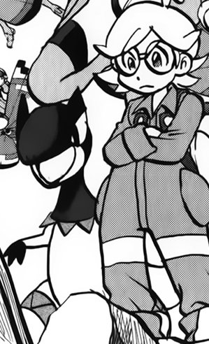 Clemont had an Heliolisk, who was taken away from him, after he was captured by Team Flare.