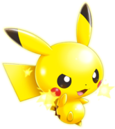 Pikachu Rumble U