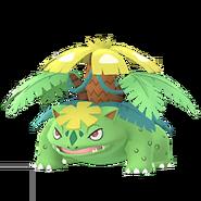 ShinyVenusaur Mega-GO