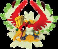 250Ho-Oh Pokémon Battle Revolution
