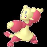 619Mienfoo Pokémon HOME