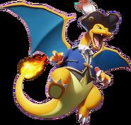 006Charizard Captain Style Pokémon UNITE