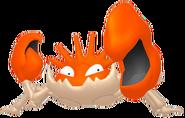 099Kingler Pokémon HOME
