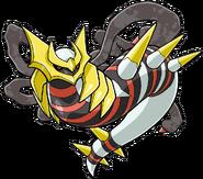 487Giratina Pokemon Ranger Guardian Signs
