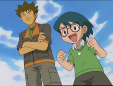 Brock and Max