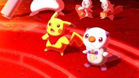 Pokémon Mystery Dungeon Magnagate & The Infinity Labyrinth Animated Special 2 (English Subbed)