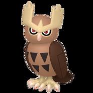 164Noctowl Pokémon HOME