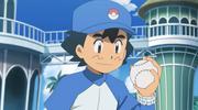Ash baseball uniform