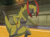 Iris' Haxorus (anime)