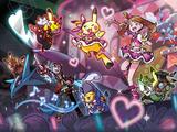 Состязание покемонов