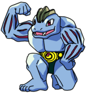 067Machoke OS anime