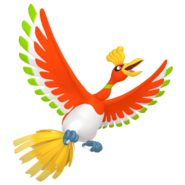 250Ho-Oh Pokémon HOME