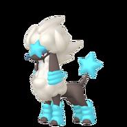 676Furfrou Star Trim Pokémon HOME