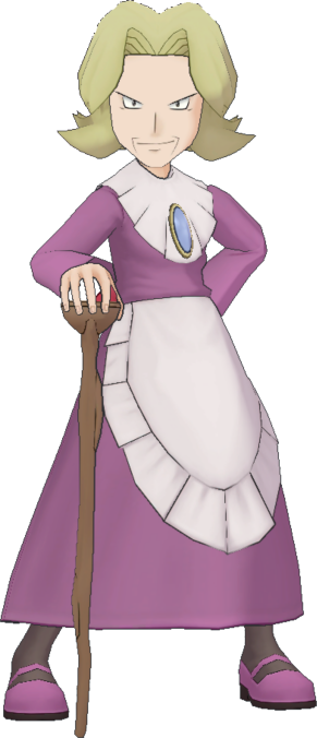 Agatha (Masters)